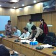 Contract Signing Meeting of the Campaign on New Era of Public Transport Offering Clean and Seamless Journey